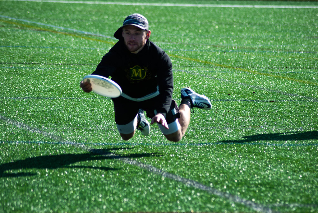 Best Ultimate Frisbee Catches